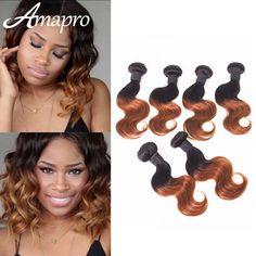 $30.00 (Buy here: https://alitems.com/g/1e8d114494ebda23ff8b16525dc3e8/?i=5&ulp=https%3A%2F%2Fwww.aliexpress.com%2Fitem%2FAngel-Wave-Hair-Products-6pc-10inch-Ombre-Virgin-Hair-Brazilian-Virgin-Two-Tone-Hair-Wavy-1B%2F32662714972.html ) Amapro Hair Products 6pc 10inch Ombre Virgin Hair Brazilian Virgin Two Tone Hair Wavy 1B/27 Color Style in Different Ways for just $30.00
