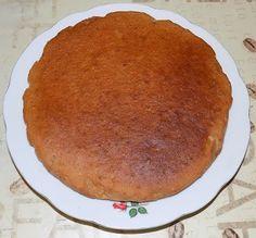 Le mani in pasta: Torta con farina di riso alle castagne