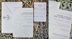Louise and Ruairi Nautical Wedding Theme, Amazing Gardens, Wedding Ceremony, Stationery, Cards Against Humanity, Invitations, Pretty, Pictures, Photos