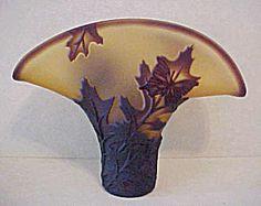 Pilgrim Cameo Glass Vase (Image1)