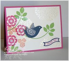 Stampin' Up! SU by Kelly Rose