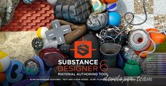 Allegorithmic Substance Designer 2017.1.3-474