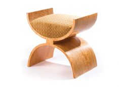 Biedermeier x-stool by Gaisbauer Heeled Mules, Stool, Chairs, How To Make, Handmade, Timber Wood, Hand Made, Side Chairs, Chair