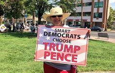 Trump woos Sanders supporters #DemocratsForTrump - http://conservativeread.com/trump-woos-sanders-supporters-democratsfortrump/