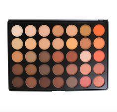 Morphe 350 Pallette https://www.cultbeauty.co.uk/morphe-brushes-nature-glow-eye-shadow-palette-35o.html