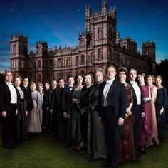 The 'Downton Abbey' Season 3 cast