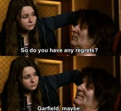 Zombieland~ Bill Murray was so fantastic in this movie!