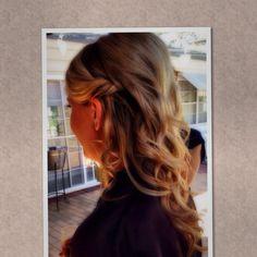 Bridesmaid Hair @JLea Hair