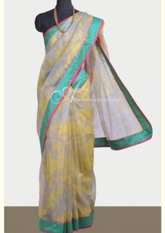 Why waste time on visiting different stores in the market when you can easily get the latest designer sarees collection at your tips? Yes, Aavaranaa is India's leading online saree and ethnic wear store that makes shopping of designer sarees quick. Visit the store now to explore new arrival sarees and buy the best designs at attractive prices.