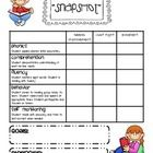 """Free, Use these forms to get a quick """"snapshot"""" assessment of your students during guided reading. Great communication tool for parents as well!..."""