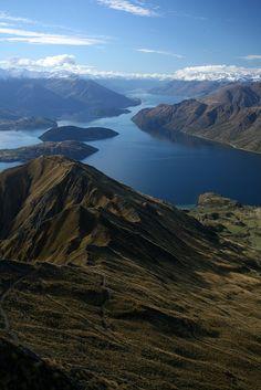 Wanaka, Otago, South Island, New Zealand