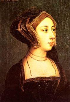 Anne Boleyn. Hever Castle, Kent.