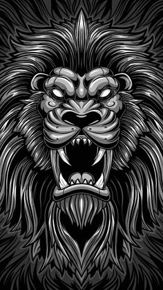 Lion King Digital Art iPhone Wallpaper - iPhone Wallpapers