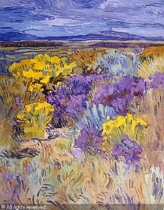 DAUGHTERS Robert A. - Color on the Mesa