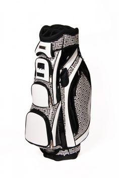 845cc50e3d SlamGlam - Glove It Signature Retro Golf Cart Bag. Fashion forward