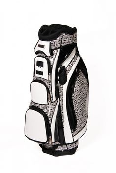 SlamGlam - Glove It Signature Retro Golf Cart Bag.  Fashion forward, upscale designer golf bags for women.  Coming Soon!