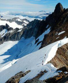 #Sahale Peak  http://www.ramblr.com #ramblr #photography #hiking #outdoor