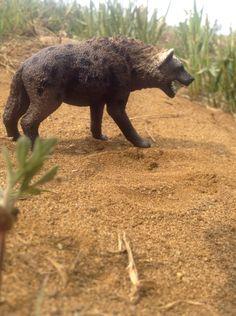 Schleich Spotted Hyena 2