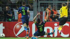 Ciro Immobile trifft gegen Arsenal London