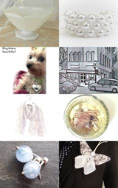 White Lightening! by Dennis and Kay on Etsy--Pinned with TreasuryPin.com