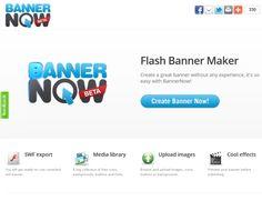 BannerNow.com - Crea tus propios banners flash en solo pocos segundos