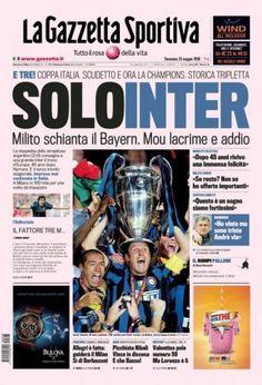 SOLOINTER #Calcio #Cuore #Passione