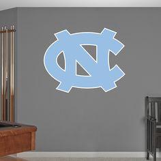 North Carolina Tar Heels Logo - North Carolina Tar Heels Mural