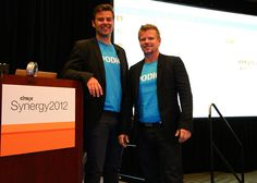 Citrix Synergy 2012 - 42 by Team Podio, via Flickr Co Founder, Project Management, Shout Out, Conference