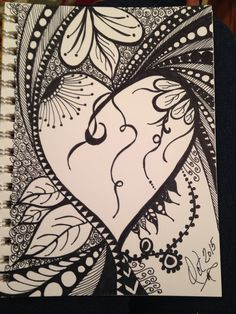 Zentangle therapy                                                                                                                                                                                 More