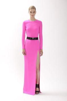 Love every single version of this dress that I've seen.  Michael Kors Resort 2012