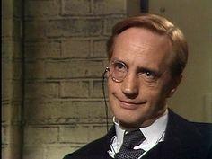 Edward Petherbridge as Lord Peter Wimsey