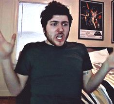Olan Rogers <3   (Moving GIF; Click to see)