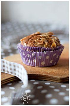 Almond Chocolate Chip Muffins