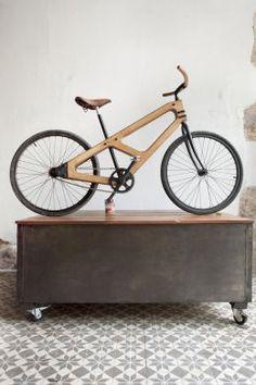 Le Vélo Bois _ Damien Beal