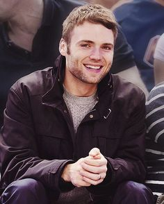 Seth Gabel.  Why Fringe got better in season 3.   :-)