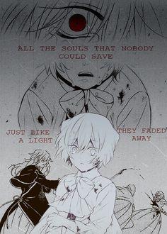 Pandora Hearts-quote Vincent Nightray