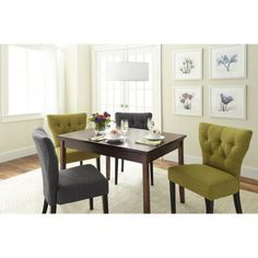 Marlowe Tufted Dining Chair - Set of 2