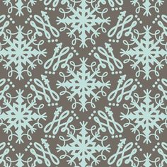 Hawthorne Threads - Winter Fawn - Snowfall in Stone