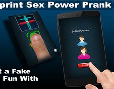 check out new work on my behance portfolio love scanner prank app