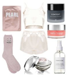 """outfit"" by kwharmony on Polyvore featuring beauty, M&Co, Context, Sara Happ, Shiseido and French Girl"