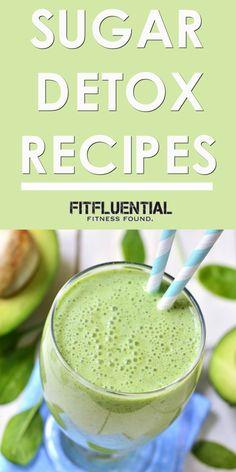 12 sugar detox recipes to help you kick the sugar habit!
