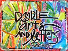 "Whimspirations: ...new online class! ""DOODLE ARTS AND LETTERS""...I want to take an online class"