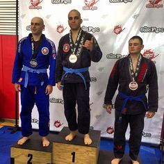 .@rahzuh | Gold around my neck, I ain't got no worries. #bjj #thegoodfight #firstplace #... | Webstagram