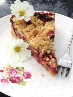 Tart Recipes, Sweet Recipes, Baking Recipes, Snack Recipes, Snacks, Cake Vegan, German Baking, Best Pancake Recipe, Gateaux Cake