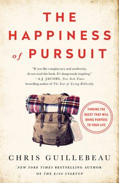 A remarkable book that will both guide and inspire, The Happiness of Pursuit reveals how anyone can bring meaning into their life by undertaking a quest.  When he set out to visit all of the planet's...