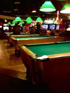 Superb Photo By Adelaide Schulz: Pinball Peteu0027s Pool Tables, Even The Pool Sharks  Can Have · Ann ArborPool ...