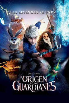 Rise of the Guardians 2012 full Movie HD Free Download DVDrip