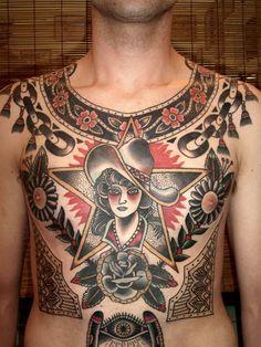 Tattoos by Stuart G Cripwell