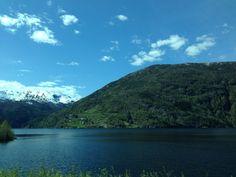Noruega_vista Fiordes_Viajando bem e barato pela Europa
