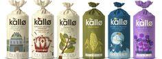 Kallo Organic Foods: Rebrand